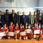 سی وششمین دوره مسابقات والیبال مقطع ابتدایی مدارس شهرستان آمل