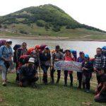 صعود وپیمایش گروه کوهنوردی پارسه شهرستان آمل به ارتفاعات اسپیناس اردبیل