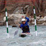 آمل میزبان دومین مرحله اردوی تیم ملی قایقرانی اسلالوم مردان ایران
