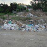 بدون شرح/قابل توجه اداره راه ومحیط زیست شهرستان /ورودی های فرعی شهر آمل یا محل دپوی زباله+عکس