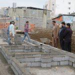 احداث بازارچه های محلی توسط شهرداری آمل
