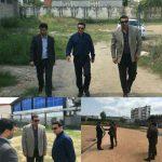 گزارش تصویری حضور مدیرکل ورزش و جوانان استان مازندران در آمل