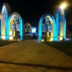 آخرین اقدامات واحد زیبا سازی شهرداری آمل +عکس