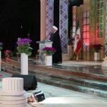 رئیس جمهور در پیام نوروزی به مناسبت حلول سال ۱۳۹۷: سال ۹۶ سال موفقیت و پیروزی ملت بزرگ ایران درعرصههای مختلف بود/سال نو سال تولید ملی و حمایت از کالای ایرانی و سال اشتغال و رونق است