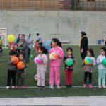 برگزاری بازی گروهی در پویش ملی توپ من…توپ تو.. در آمل