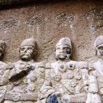 یادبود نقشی از شاه قاچار آخرین نقش برجسته صخرهای ایران در خطر تخریب