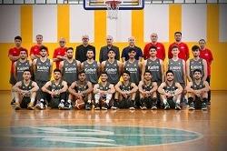 آغازاردوی آماده سازی تیم ملی بسکتبال جوانان در آمل