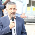 نواخته شدن زنگ روز ملی مازندران در آمل