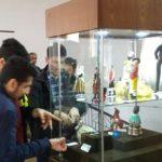 نمایشگاه عروسک های ملل در آمل