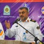 جانشین پلیس راهور ناجا کشور:  قدرت بازدارندگی دفاعی ایران افزایش یافته است