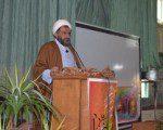 امسال شاهد بودیم که در بخش لاریجان توجه ویژه به عید غدیر شده است