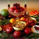 چله شو یا شب یلدا در مازندران