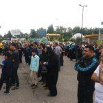 همایش پیاده روی خانوادگی  گرامیداشت حماسه ششم بهمن در آمل