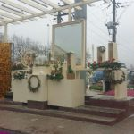 نصب المانهای نوروزی در آمل