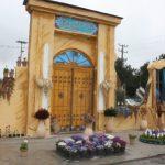 استقبال سازمان سیما، منظر و فضای سبز شهرداری آمل از  نوروز ۹۸