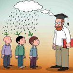 نقدی بر نظام آموزشی نادرست ایران