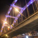 تعمیر وبازسازی پل قوسی و تاریخی آمل به همت شهرداری
