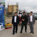 استقبال مسئولان آملی از مسافران نوروزی در نخستین روز نوروز