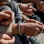 بازداشت اعضای باند ۷ نفره سرقت در آمل