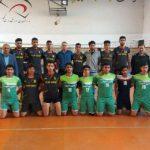 برگزاری مسابقات والیبال قهرمانی کانون بسیج سپاه آمل