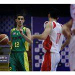 صعود کوچین آمل به مرحله سوم پلیآف لیگ دسته یک بسکتبال باشگاههای کشور