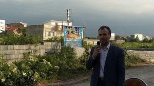 گزارش تصویری کلنگ زنی پروژه پایگاه اورژانس ۱۱۵ چهارده معصوم خیابان نور