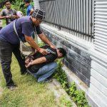 از زندانی فراری تا شادی حکم اعدام + تصاویر