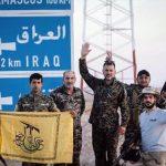گزارش تصویری/ استقرار «نُجَباء» در نوار مرزی عراق و سوریه