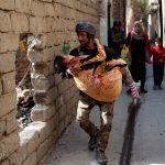 صحنههای تکاندهنده از نبرد موصل