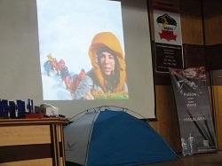 صعود اولین بانوی پزشک ایرانی به قله ماناسلو درنپال